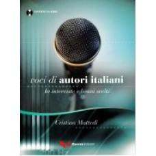 Voci di autori italiani + CD