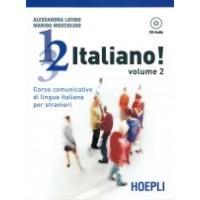 1, 2, 3,. italiano! Volume 2 + AUDIO CD