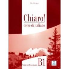 Chiaro! B1 - przewodnik dla nauczyciela