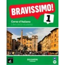 Bravissimo! 1 + CD - Książka ucznia