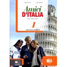 Amici D'Italia 1 - Libro dello studente