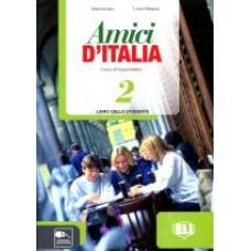 Amici D'Italia 2 - Libro dello studente