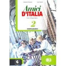 Amici D'Italia 2 - Eserciziario + CD