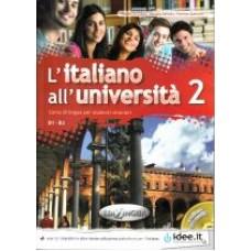 L'italiano all'universita' 2 + CD