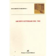 Archivi letterari del '900
