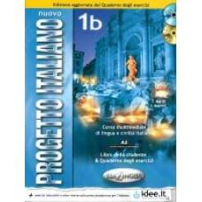 Nuovo Progetto italiano 1 b - Książka ucznia i ćwiczenia - wersja uaktualniona