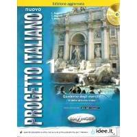 Nuovo Progetto italiano 1 - Zeszyt ćwiczenia - wersja uaktualniona