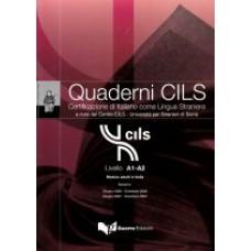 Quaderni CILS A1-A2 Modulo adulti in Italia z lat 2006 - 2007