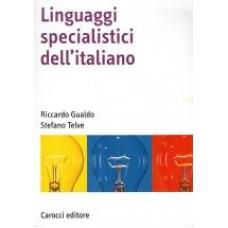 Linguaggi specialistici dell'italiano
