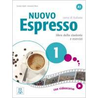 Nuovo Espresso 1 - Podręcznik ucznia + DVD
