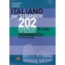 202 esercizi A1-A2 - Italiano per stranieri