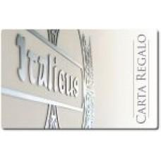 Carta Regalo ITALICUS 50 PLN