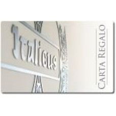 Carta Regalo ITALICUS 25 PLN