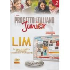 Progetto italiano Junior 2 - LIM