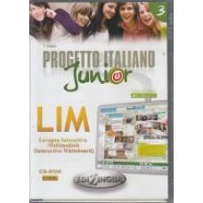 Progetto italiano Junior 3 - LIM