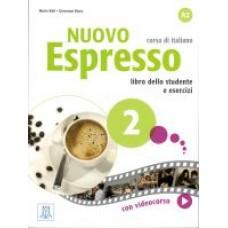 Nuovo Espresso 2 - Podręcznik ucznia + DVD