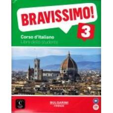 Bravissimo! 3 + CD - Książka ucznia