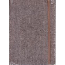 Notes Taccuino 10,5x14,8 ciemny brąz