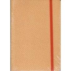 Notes Taccuino 10,5x14,8 pomarańczowy