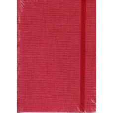 Notes Taccuino 10,5x14,8 czerwony