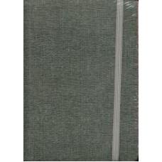 Notes Taccuino 10,5x14,8 szary w linie