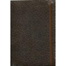 Notes Taccuino 10,5x14,8 brąz w linie