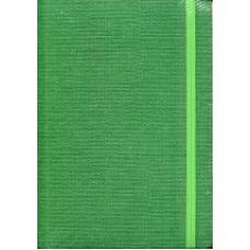 Notes Taccuino 10,5x14,8 zielony w linie