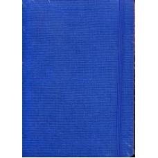 Notes Taccuino 10,5x14,8 niebieski w linie