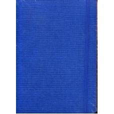 Notes Taccuino 14,8x21 niebieski w linie