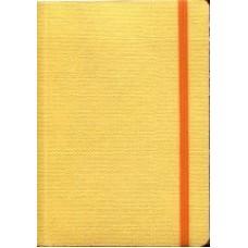 Notes Taccuino 14,8x21 żółty