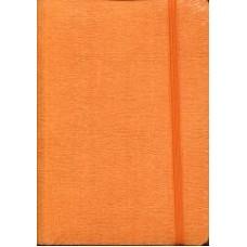 Notes Taccuino 14,8x21 pomarańczowy