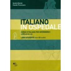 Italiano in ospedale książka ucznia