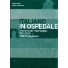 Italiano in ospedale przewodnik dla nauczyciela