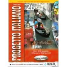 Nuovo Progetto italiano 2b - Książka ucznia i ćwiczenia - wersja uaktualniona