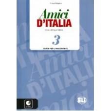 Amici D'Italia 3 - Guida per l'insegnante