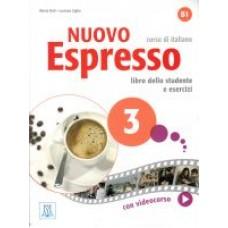 Nuovo Espresso 3 - Podręcznik ucznia + DVD