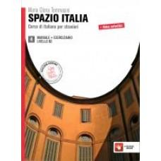 Spazio Italia 4 - podręcznik ucznia + DVD-ROM