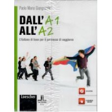Dall'A1 all'A2 + cd
