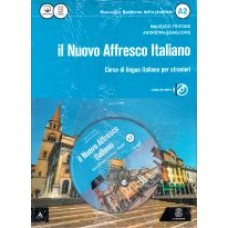 Il Nuovo Affresco Italiano A2 - libro + quaderno dello studente + CD-audio MP3