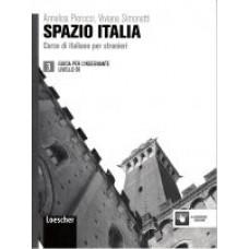 Spazio Italia 3 - przewodnik dla nauczyciela