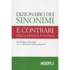 Dizionario dei sinonimi e dei contrari della lingua italiana