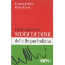 Dizionario dei modi di dire della lingua italiana