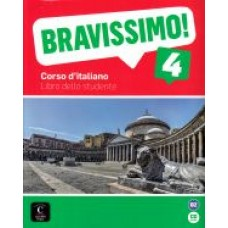 Bravissimo! 4 + CD - Książka ucznia