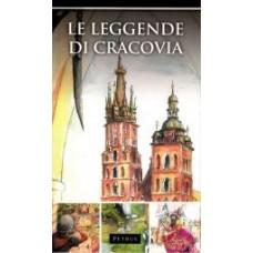 Le Leggende di Cracovia. Legendy o Krakowie w języku włoskim