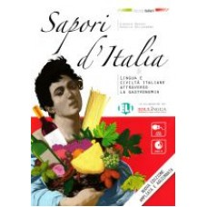 Sapori d'Italia - libro + cd - nuova edizione