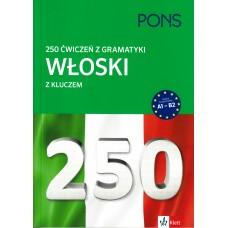250 ćwiczeń z włoskiego- Gramatyka