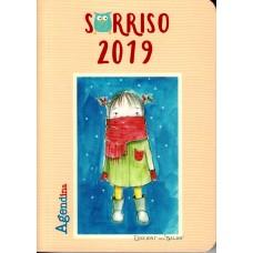 Agendina da borsetta 2019 Sorriso