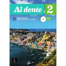 Al dente 2 - Książka ucznia + cd-audio + DVD