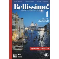 Bellissimo! 1 - Książka ucznia Edizione compatta