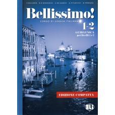 Bellissimo! 1-2  - Przewodnik dla nauczyciela Edizione compatta